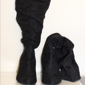 Torrid Slouch Boots